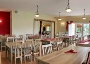 Salónek u restaurace