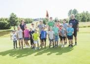 """Příměstský tábor  ,, Děti na golfu"""""""